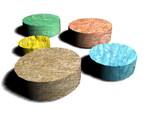 Arredo Urbano In Plastica Riciclata.Spazio Arredo Urbano Ecologici